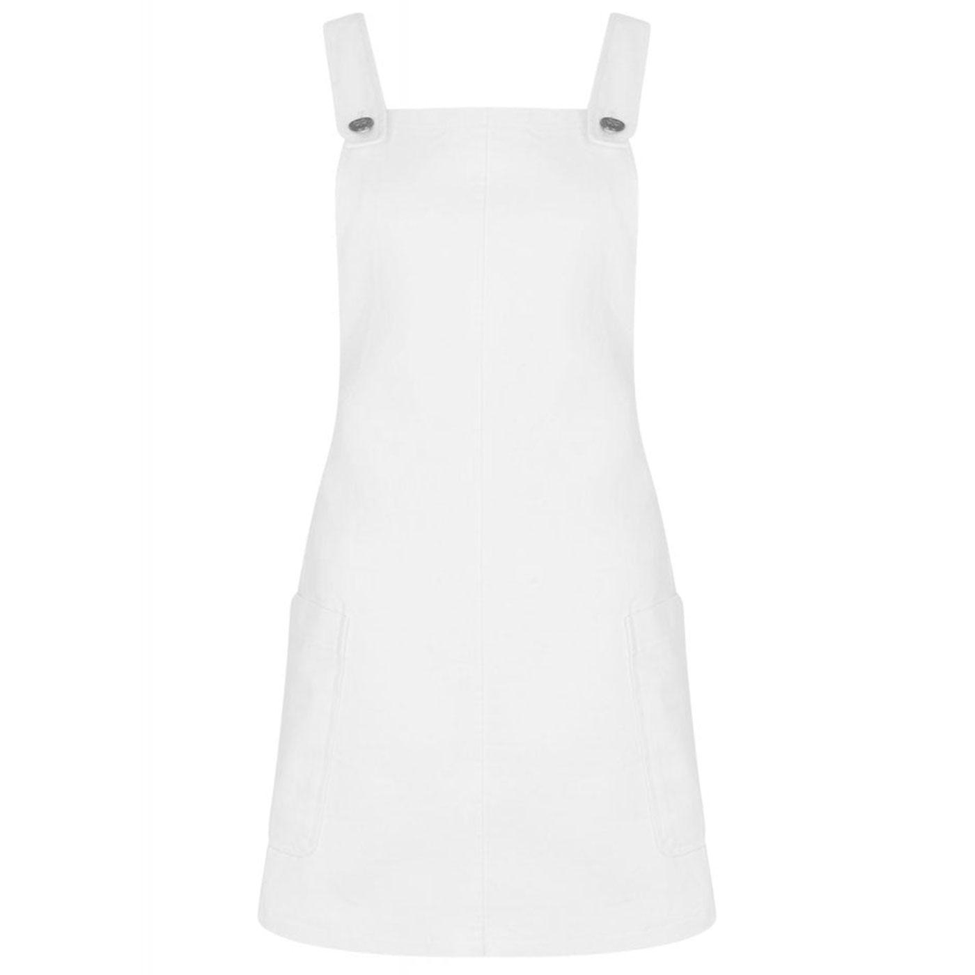 Lena BRIGHT & BEAUTIFUL Retro 60s Pinafore Dress