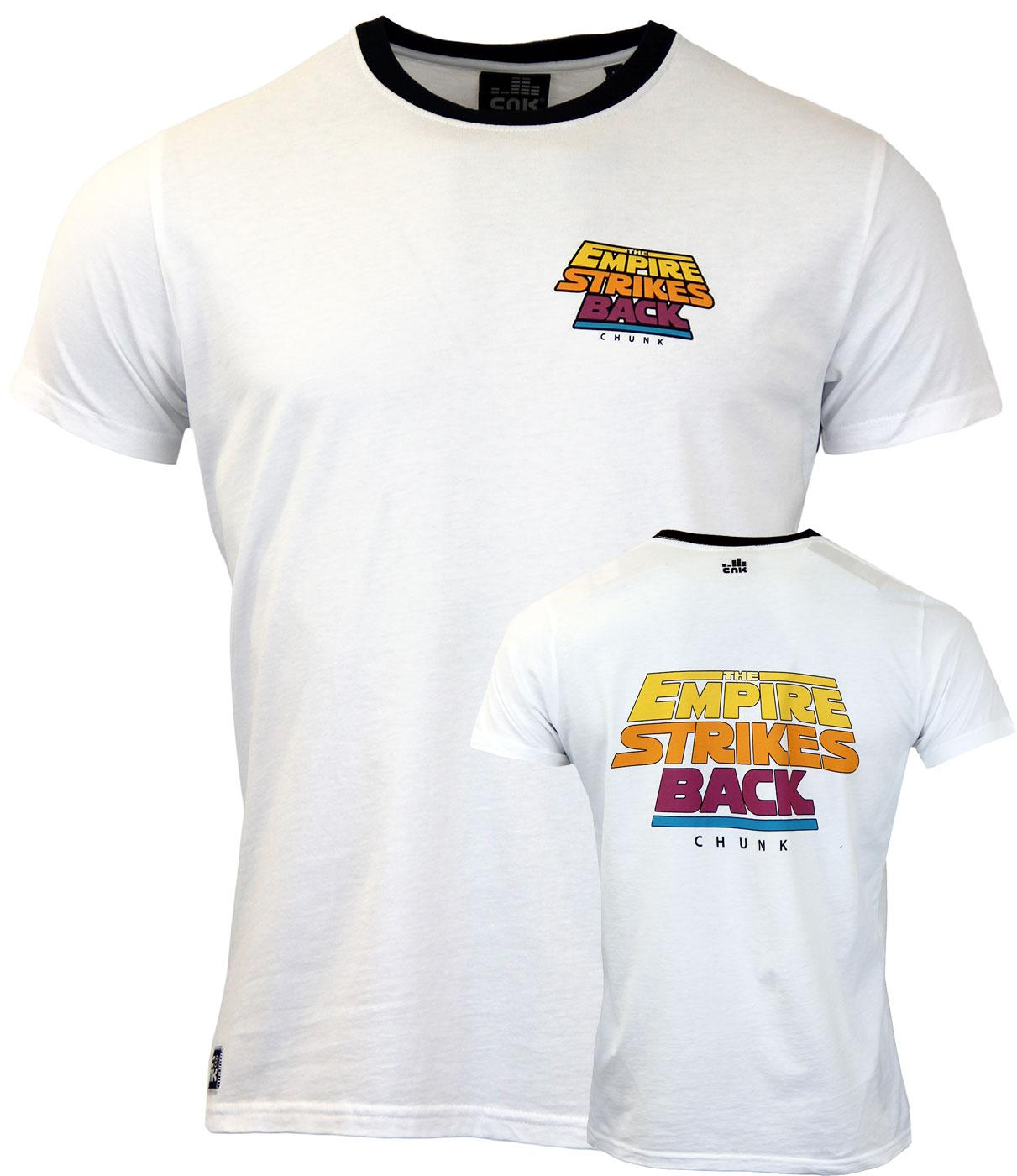 CHUNK Empire Strikes Back Retro 80s Star Wars Tee