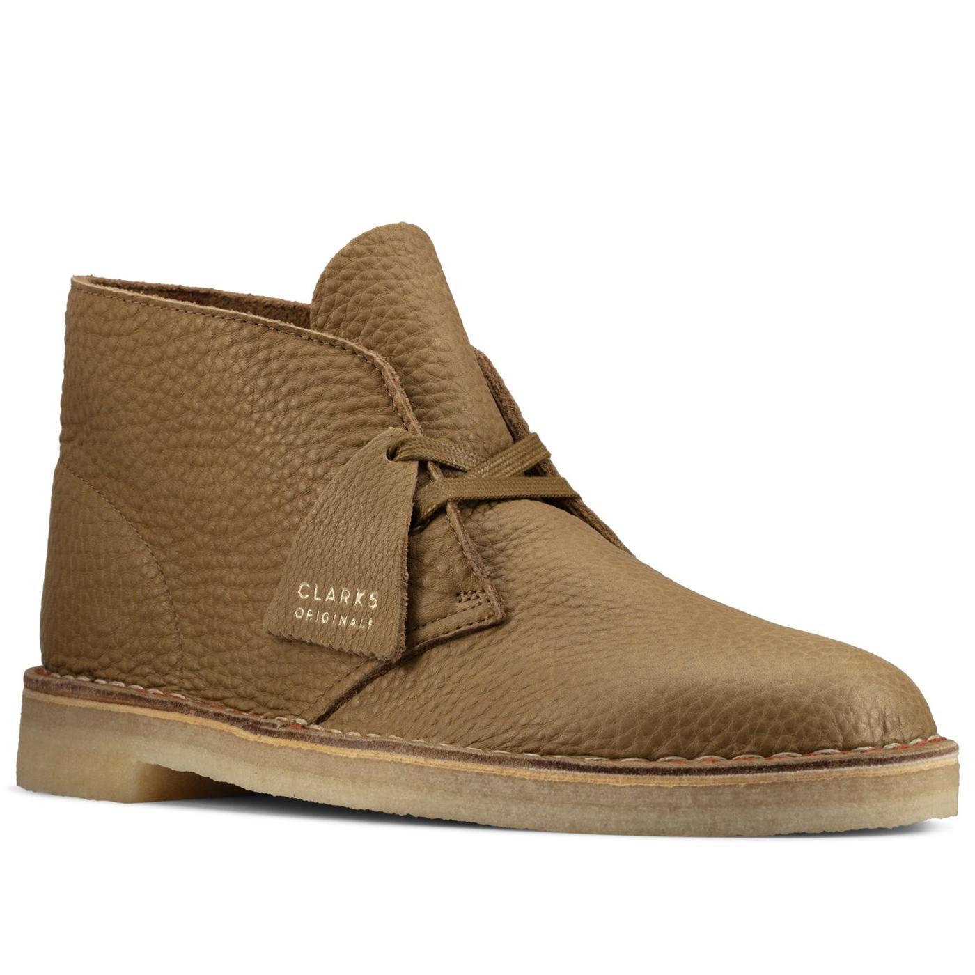 CLARKS ORIGINALS Mod Leather Desert Boots DO