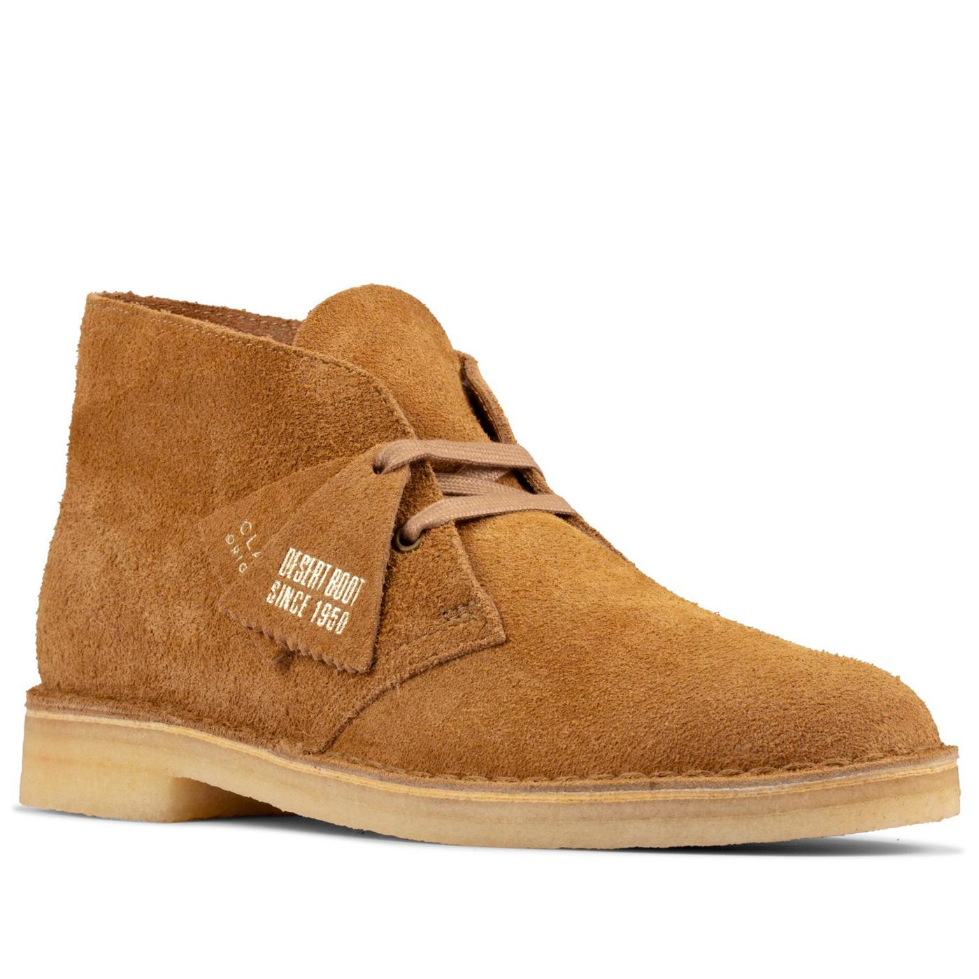 Desert Boots CLARKS ORIGINALS Men's Boots NUTMEG