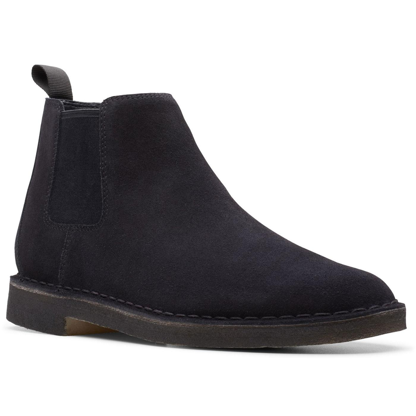Desert Chelsea Boots CLARKS ORIGINALS Suede Shoes