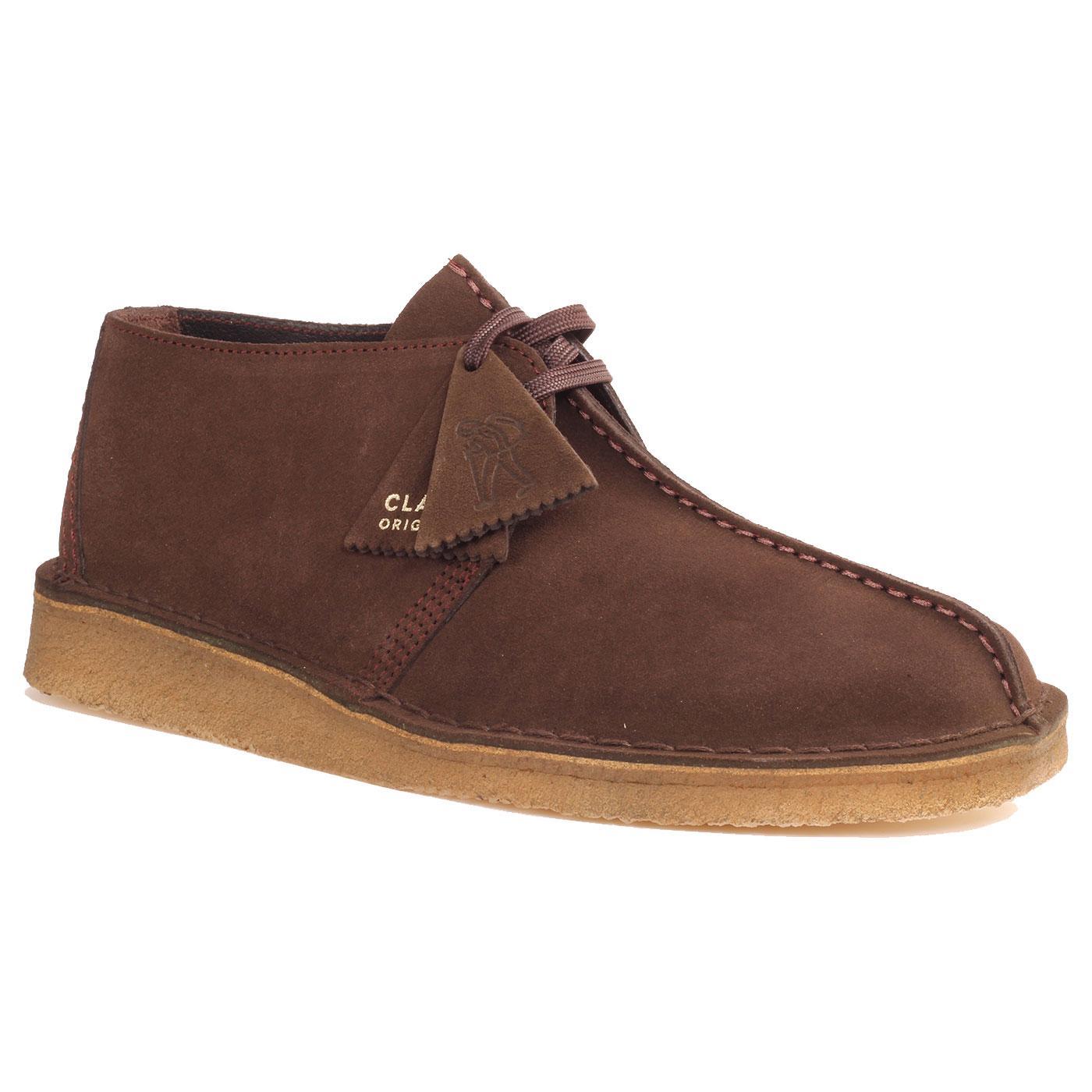 Desert Trek CLARKS ORIGINALS Retro Casual Shoes DB
