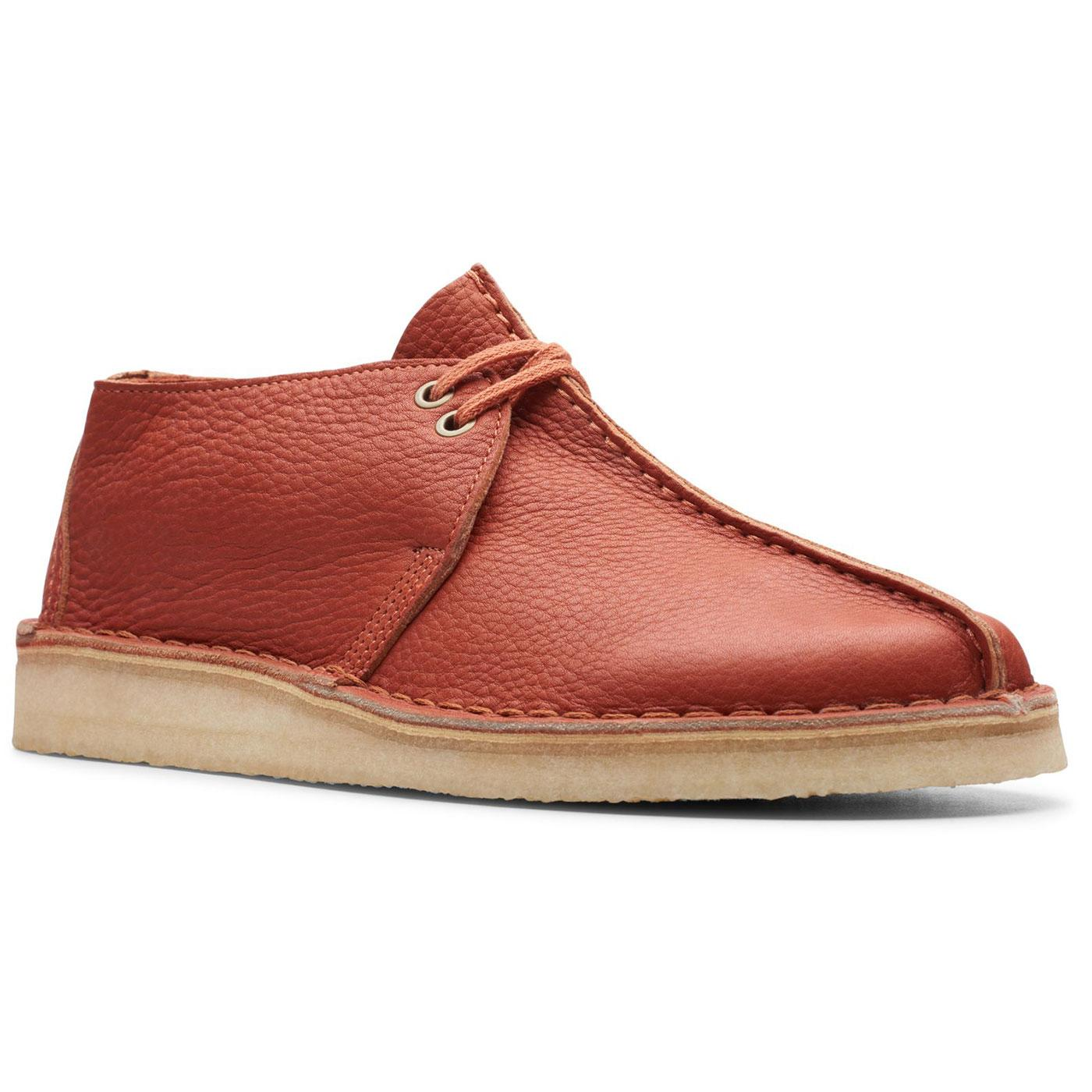Desert Trek CLARKS ORIGINALS Mod Leather Shoes BO