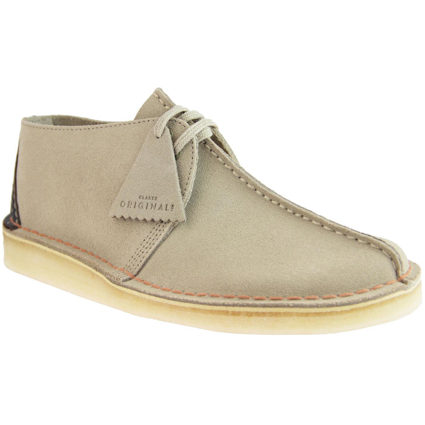 Desert Trek CLARKS ORIGINALS Mens Mod 70s Shoes S