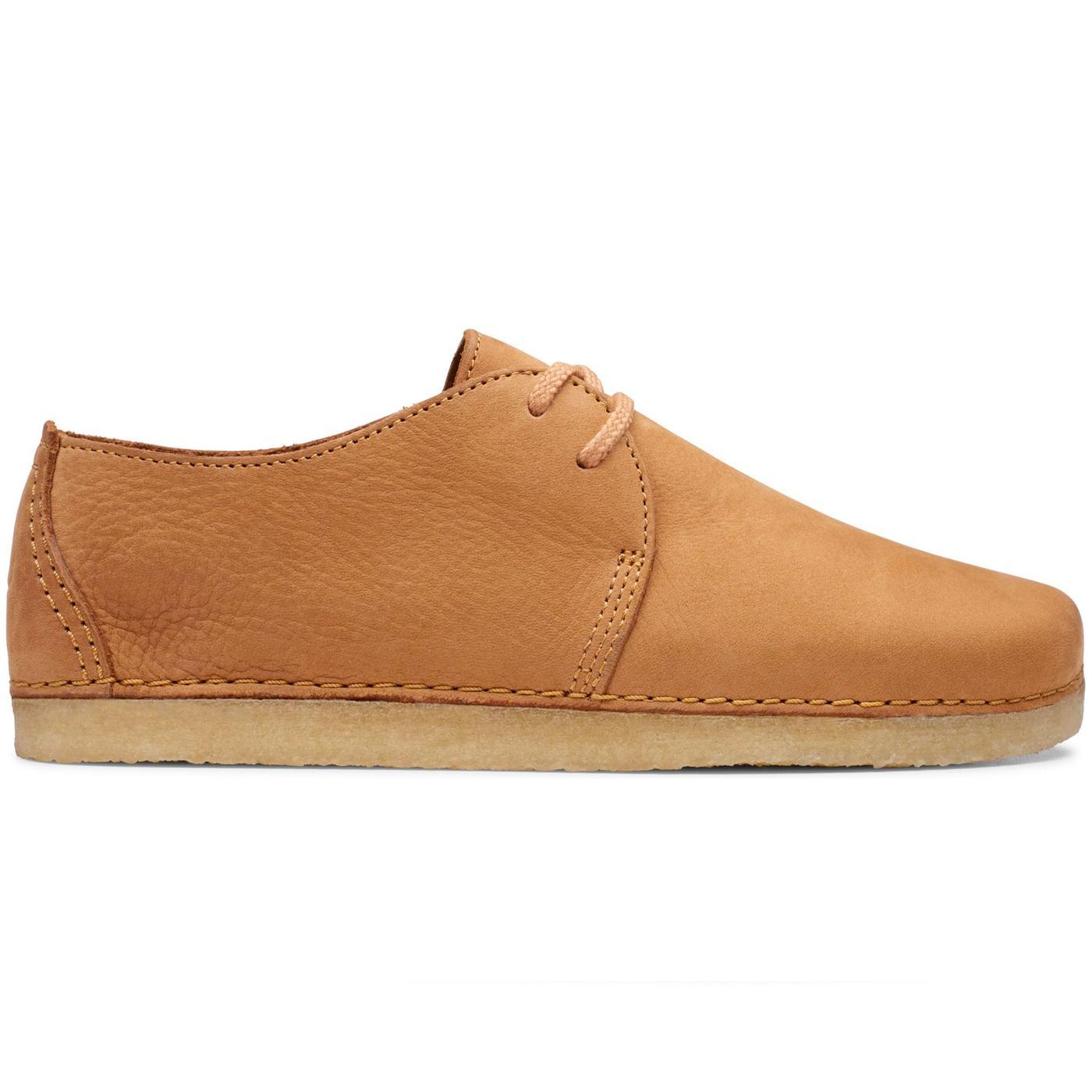 Ashton CLARKS ORIGINALS Women's Nubuck Shoes (LT)