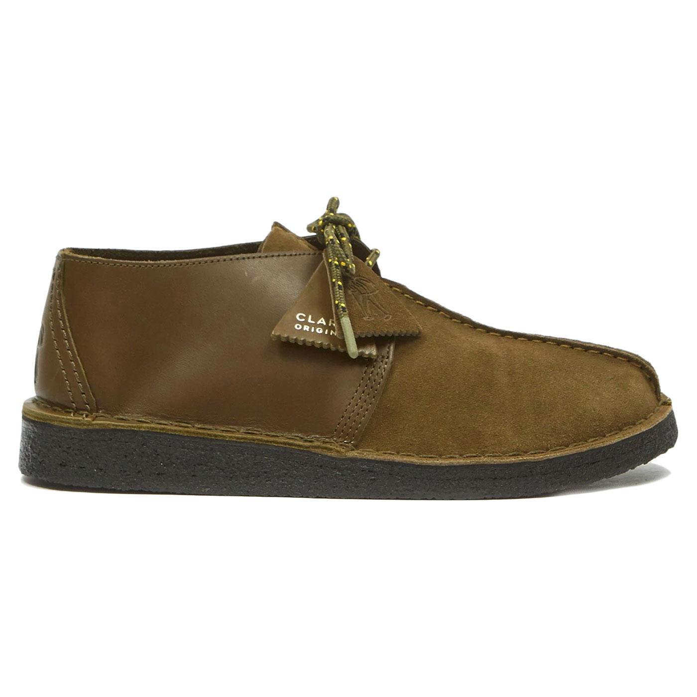 Desert Trek CLARKS ORIGINALS Retro Mod Shoes (OC