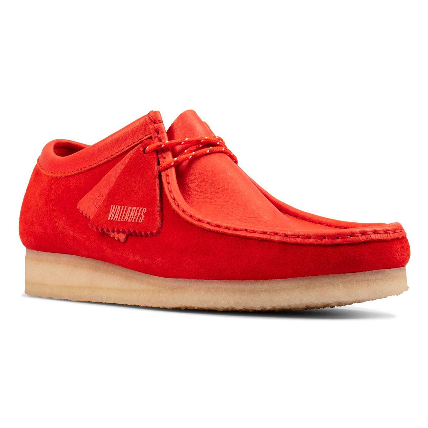 Wallabee CLARKS ORIGINALS Women's Suede Shoes (RC)