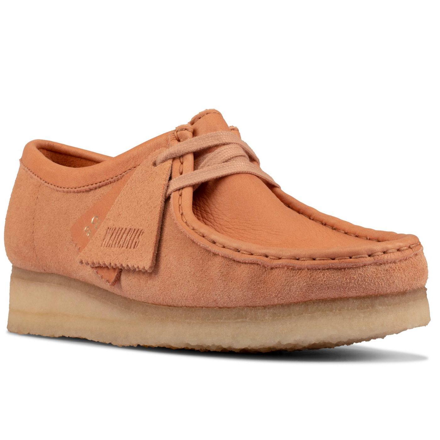 Wallabee CLARKS ORIGINALS Women's Suede Shoes (S)