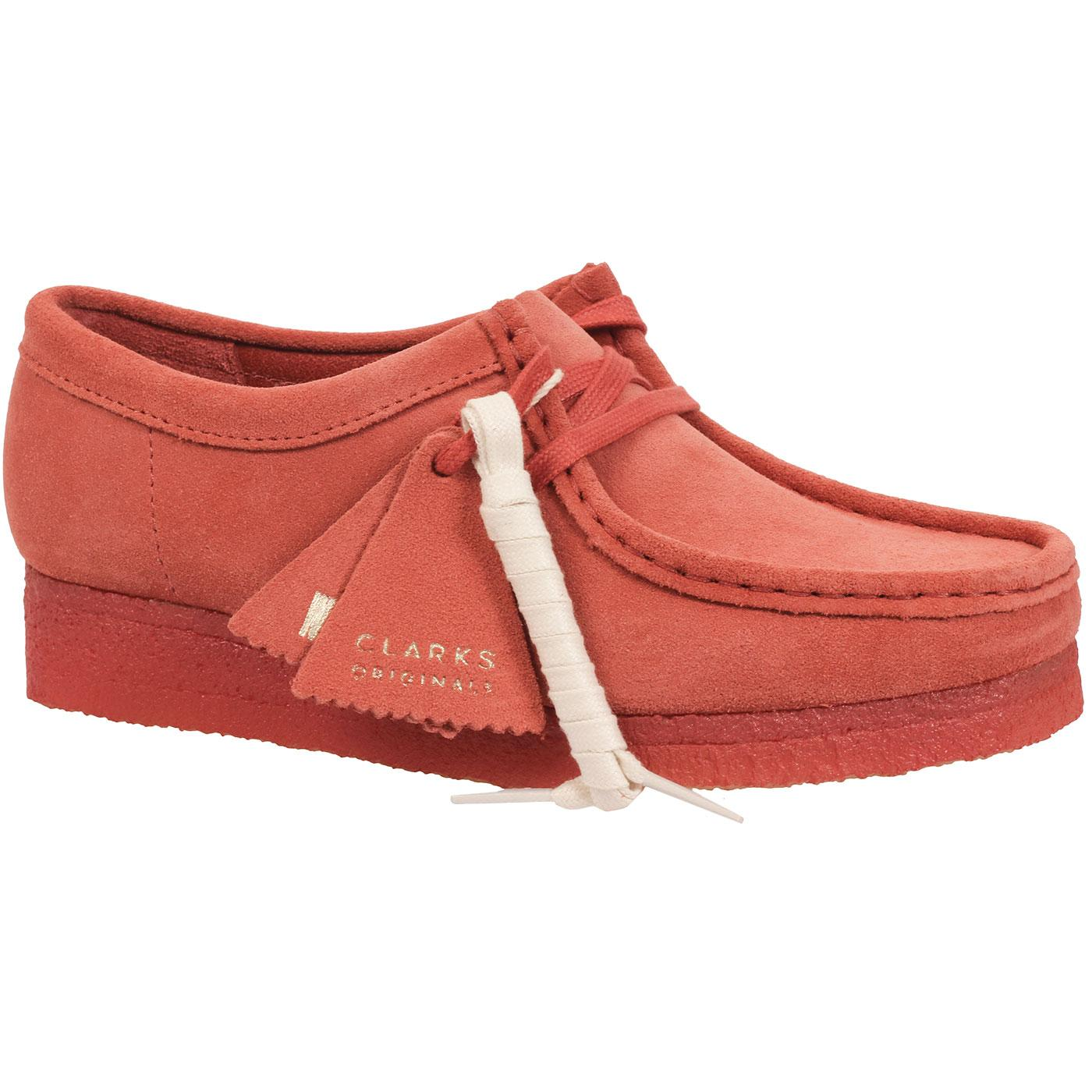 Wallabee Suede CLARKS ORIGINALS Womens Shoes DB