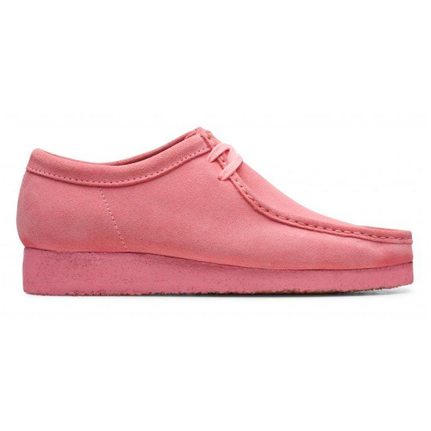 Wallabee Women's CLARKS ORIGINALS Suede Shoes (BP)