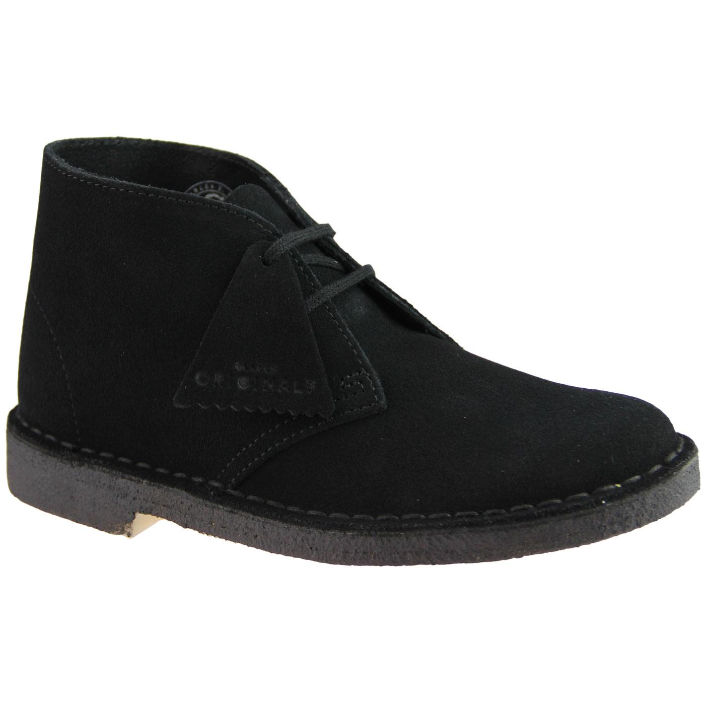 Desert Boots CLARKS ORIGINALS Women's Boots Black