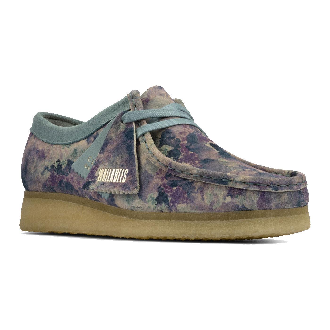 Wallabee CLARKS ORIGINALS Womens Moccasin Shoes BP