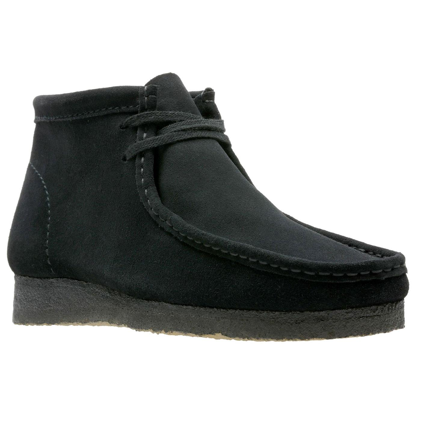 Wallabee Boots CLARKS ORIGINALS Womens Suede Shoes