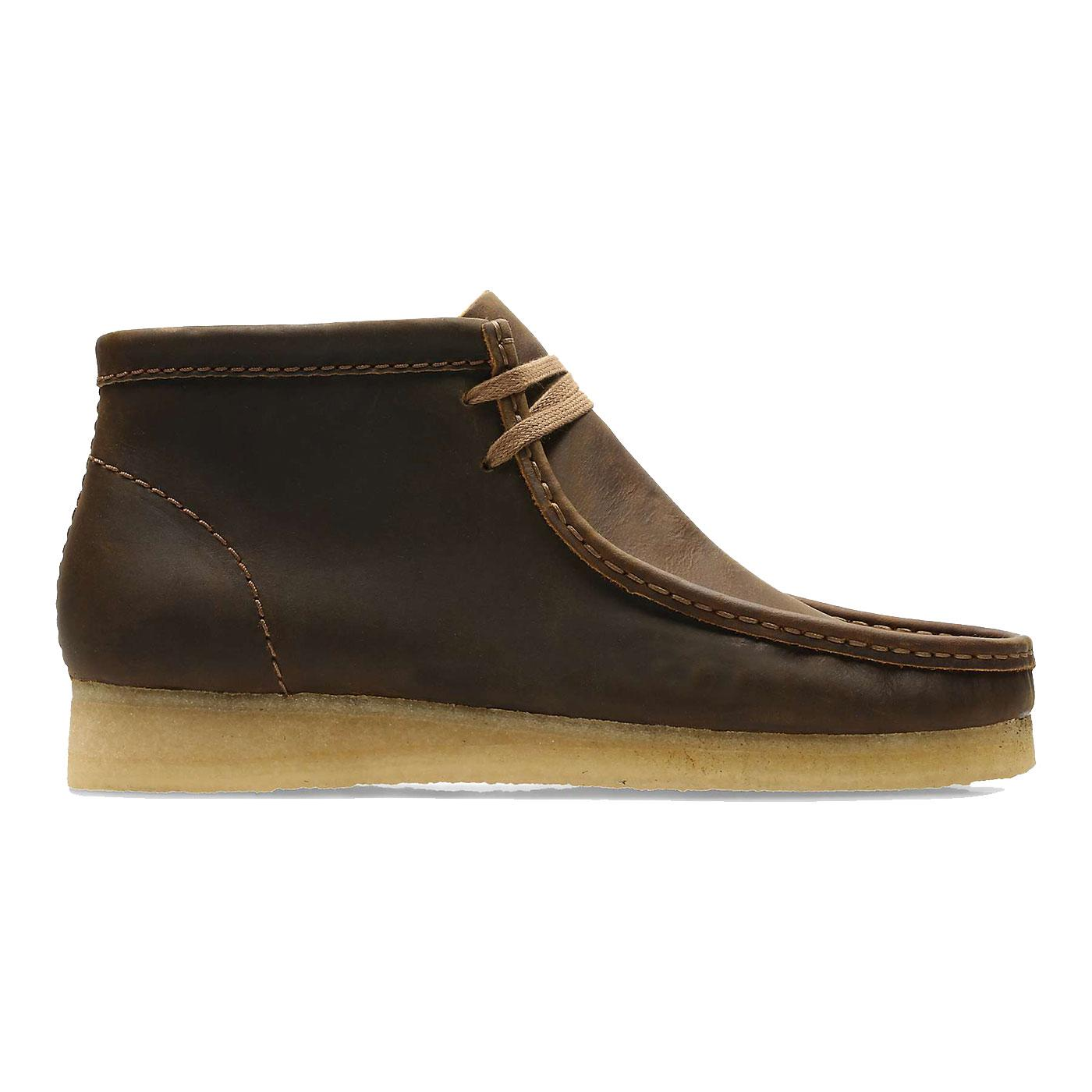 Wallabee Boots CLARKS ORIGINALS Leather Boots (BW)