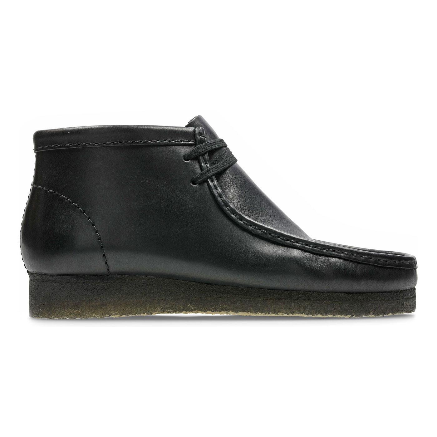 CLARKS ORIGINALS Wallabee Boots Retro