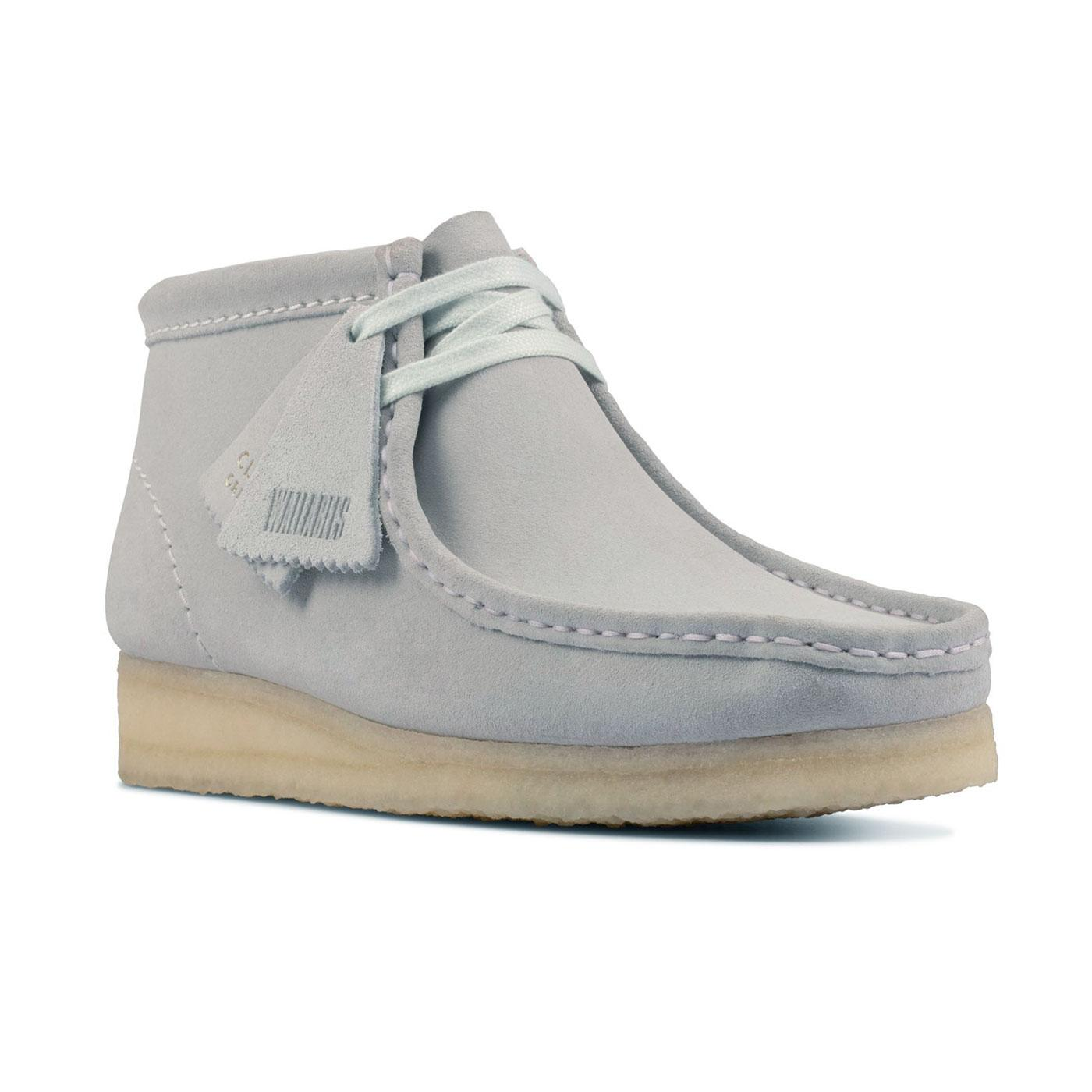 Wallabee Boots CLARKS ORIGINALS Womens Suede Boots