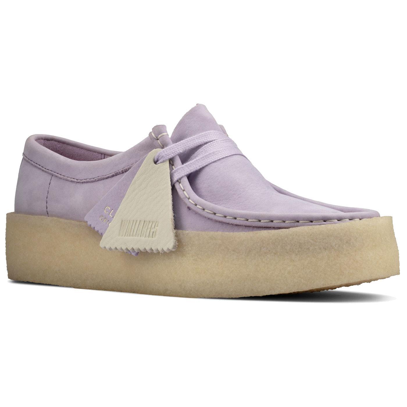 Wallabee Cup CLARKS ORIGINALS Womens Crepe Shoes L