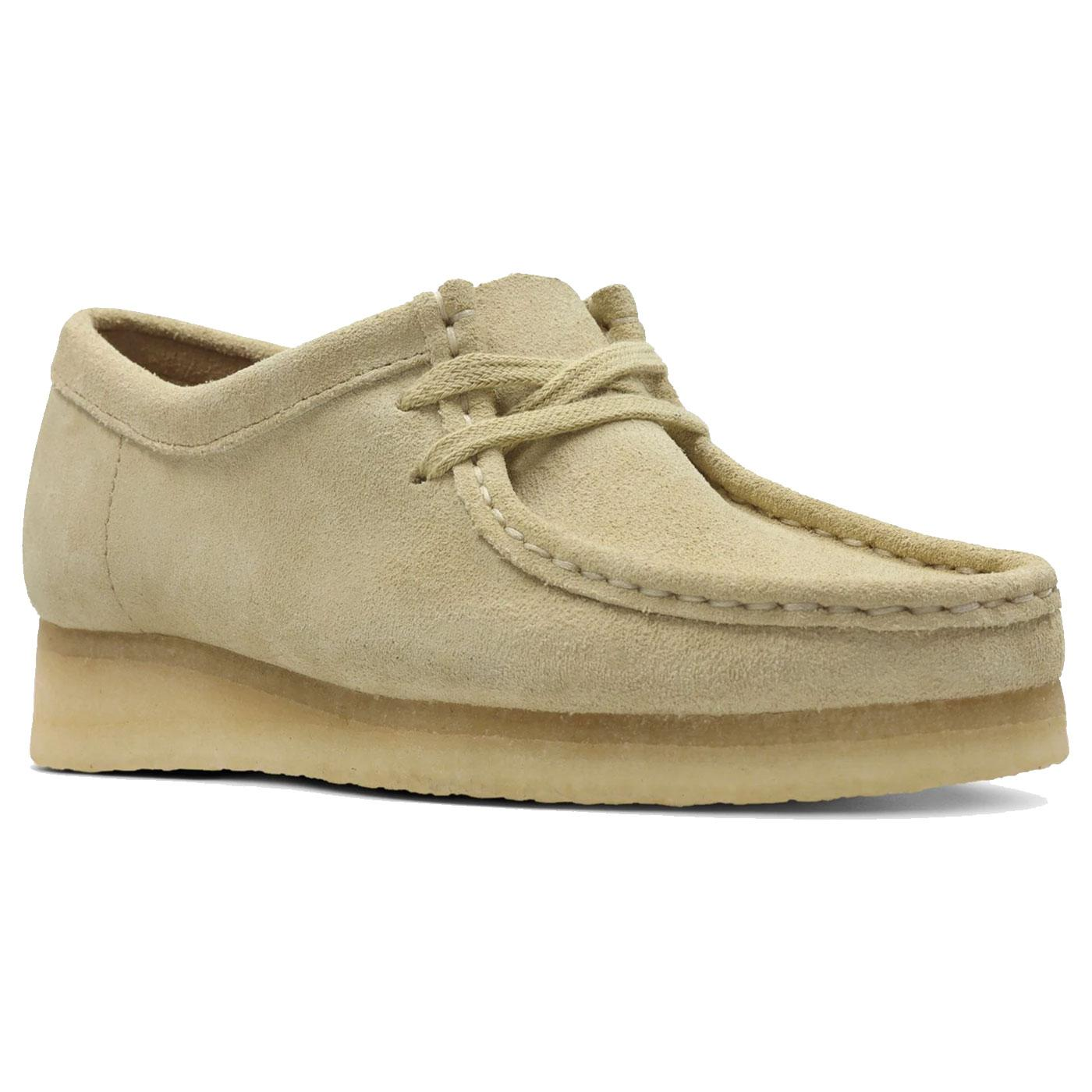 Wallabee CLARKS ORIGINALS 60s Mod Suede Shoes M