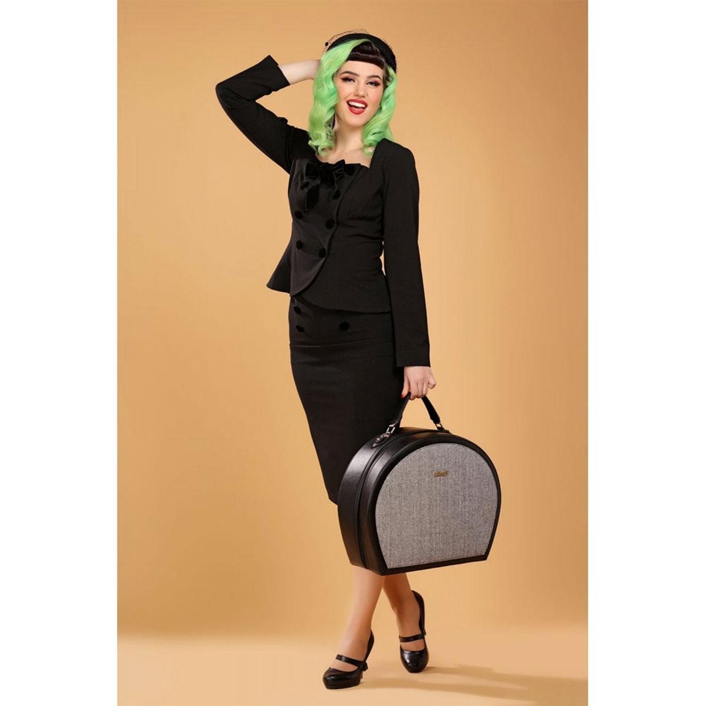 Agatha COLLECTIF Retro 50s Vintage Skirt Suit