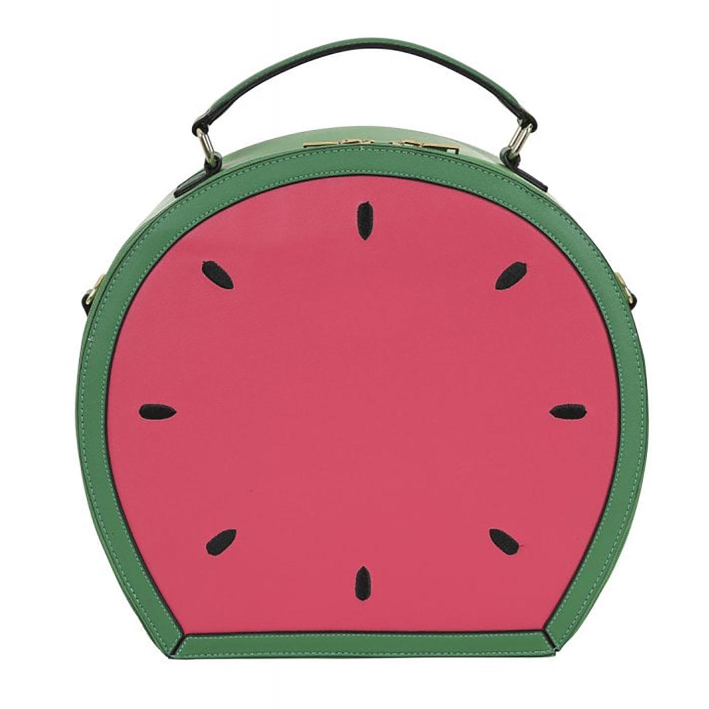 Alexandria COLLECTIF Vintage Watermelon Handbag