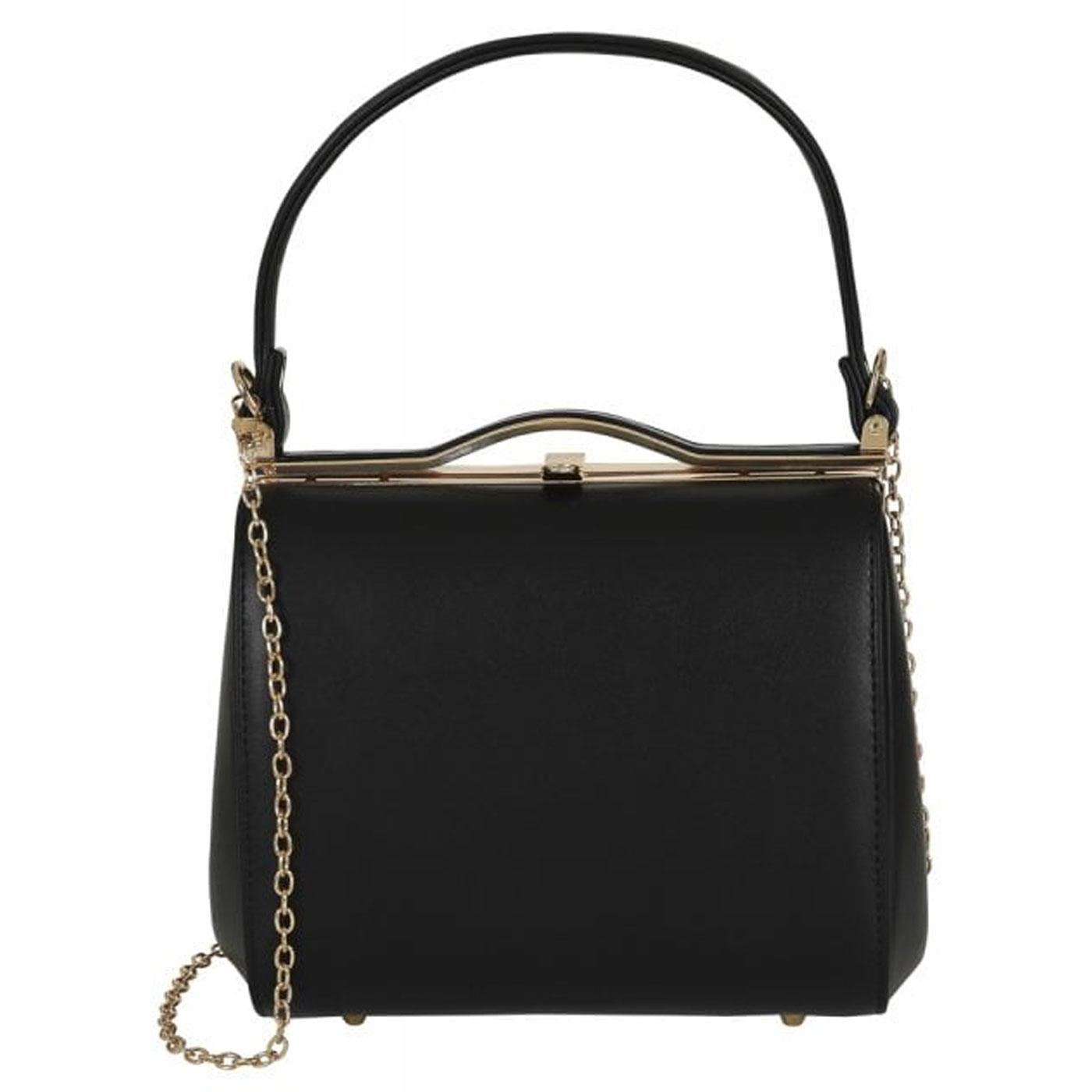 Carrie COLLECTIF Vintage Small Classic Handbag B