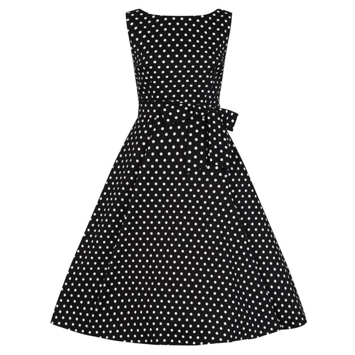 Frances COLLECTIF Retro 50s Polka Dot Swing Dress