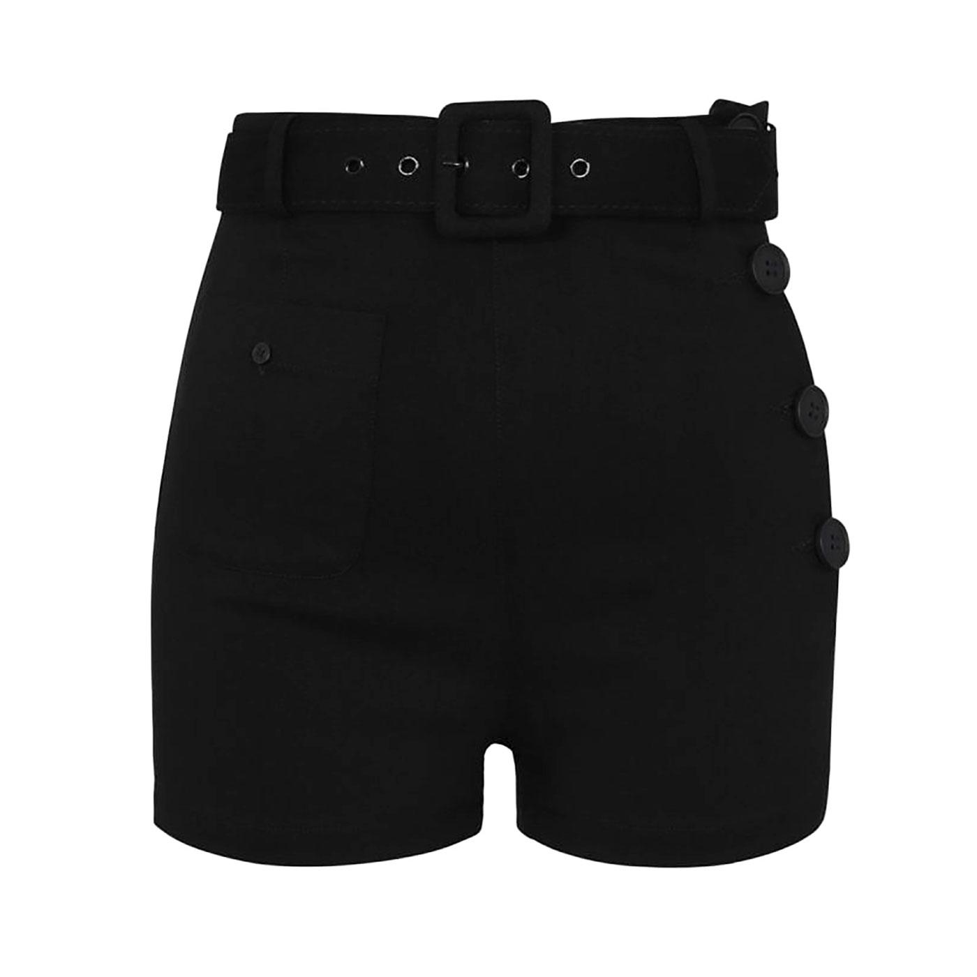Gertrude COLLECTIF  High Waisted Vintage Shorts