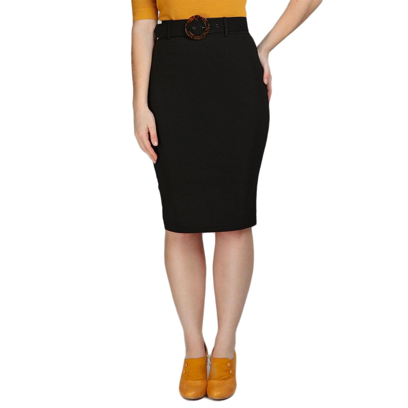 Madelyn COLLECTIF Retro 50s Vintage Pencil Skirt