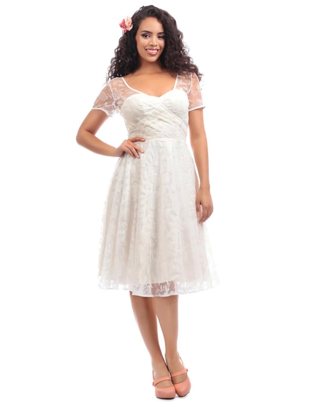 Nina COLLECTIF Vintage 50s Wedding or Prom Dress