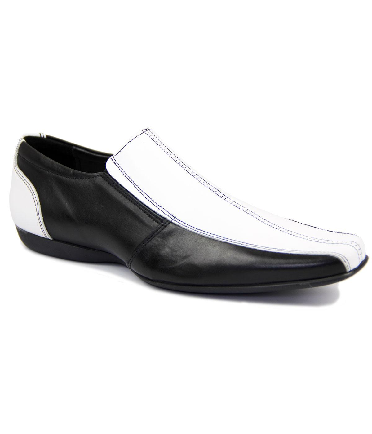 Eton DELICIOUS JUNCTION Mod 2-Tone Slip On Loafer