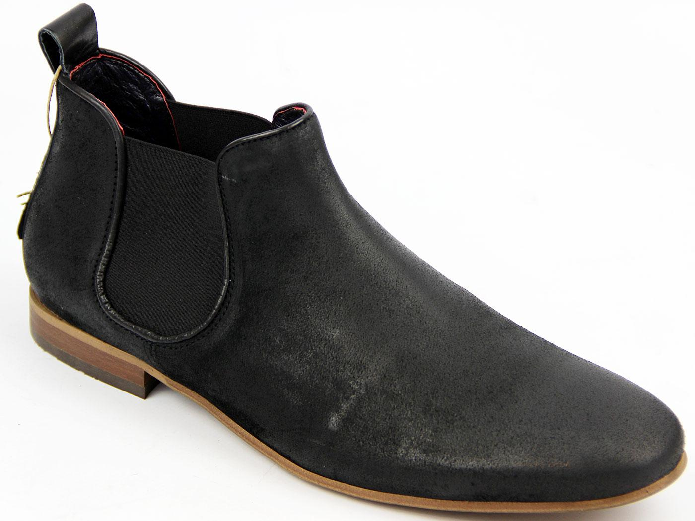 Kings Road DELICIOUS JUNCTION Low Chelsea Boots B