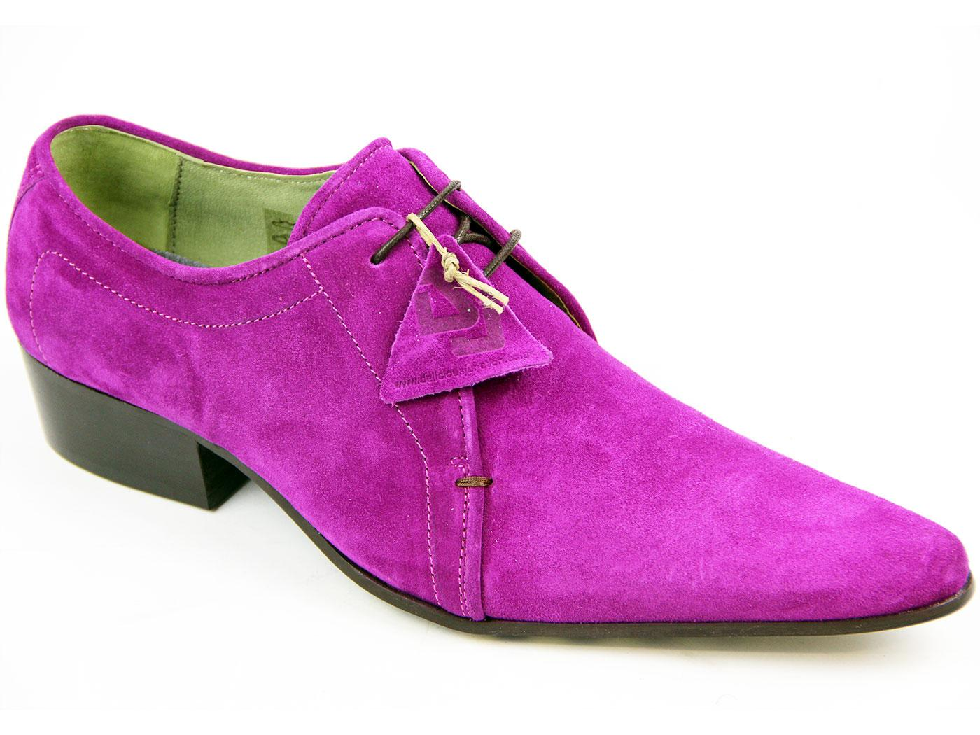 Matlock DELICIOUS JUNCTION Winklepicker Shoes P
