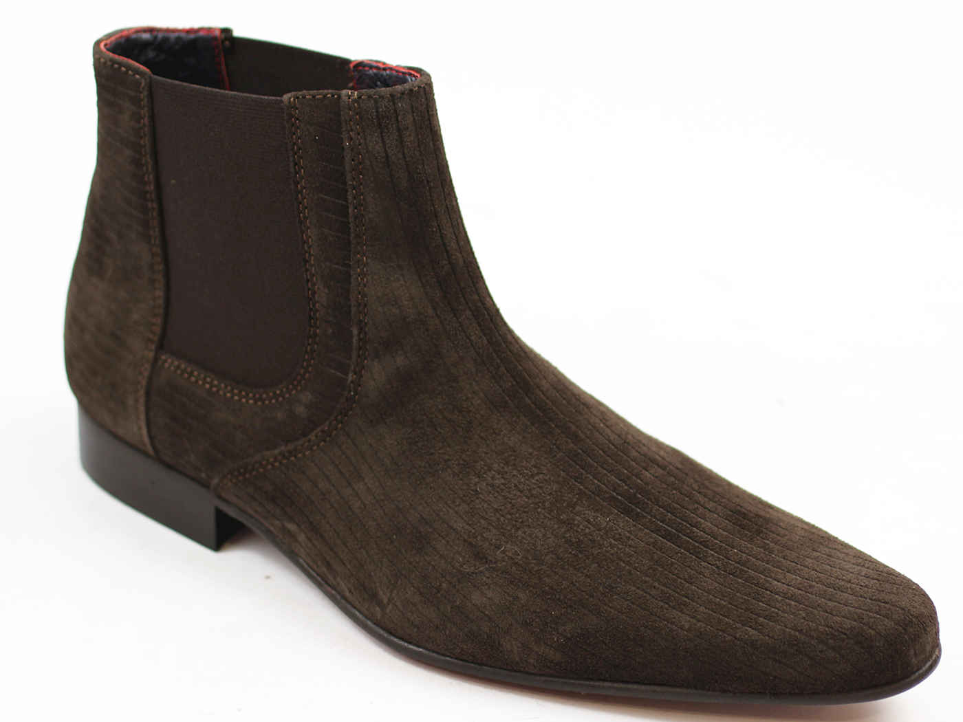 Universal DELICIOUS JUNCTION Mod Chelsea Boots (B)
