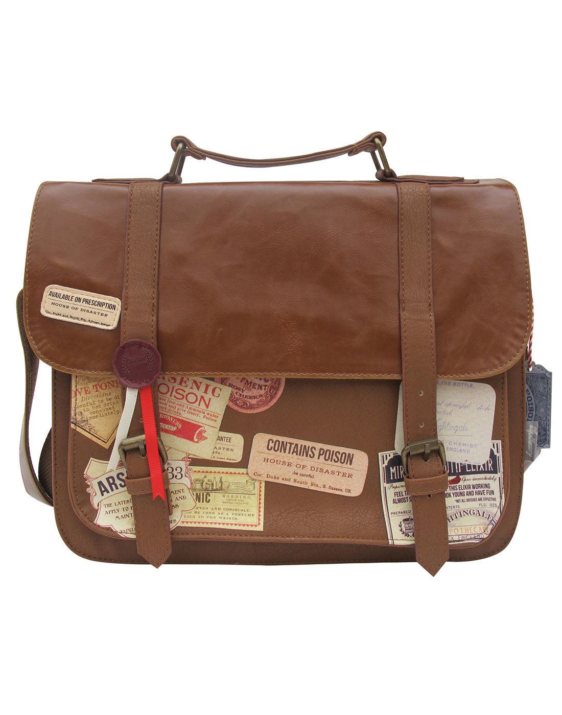 Apothecary Satchel DISASTER DESIGNS Shoulder Bag