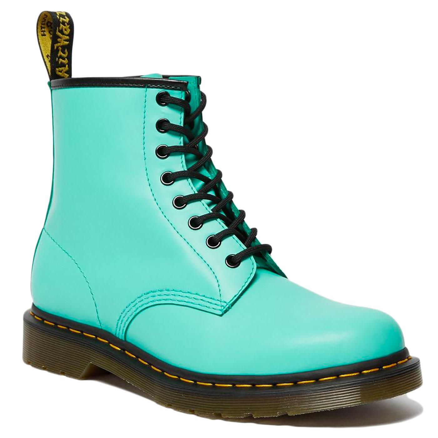 1460 DR MARTENS Women's Peppermint Green Boots