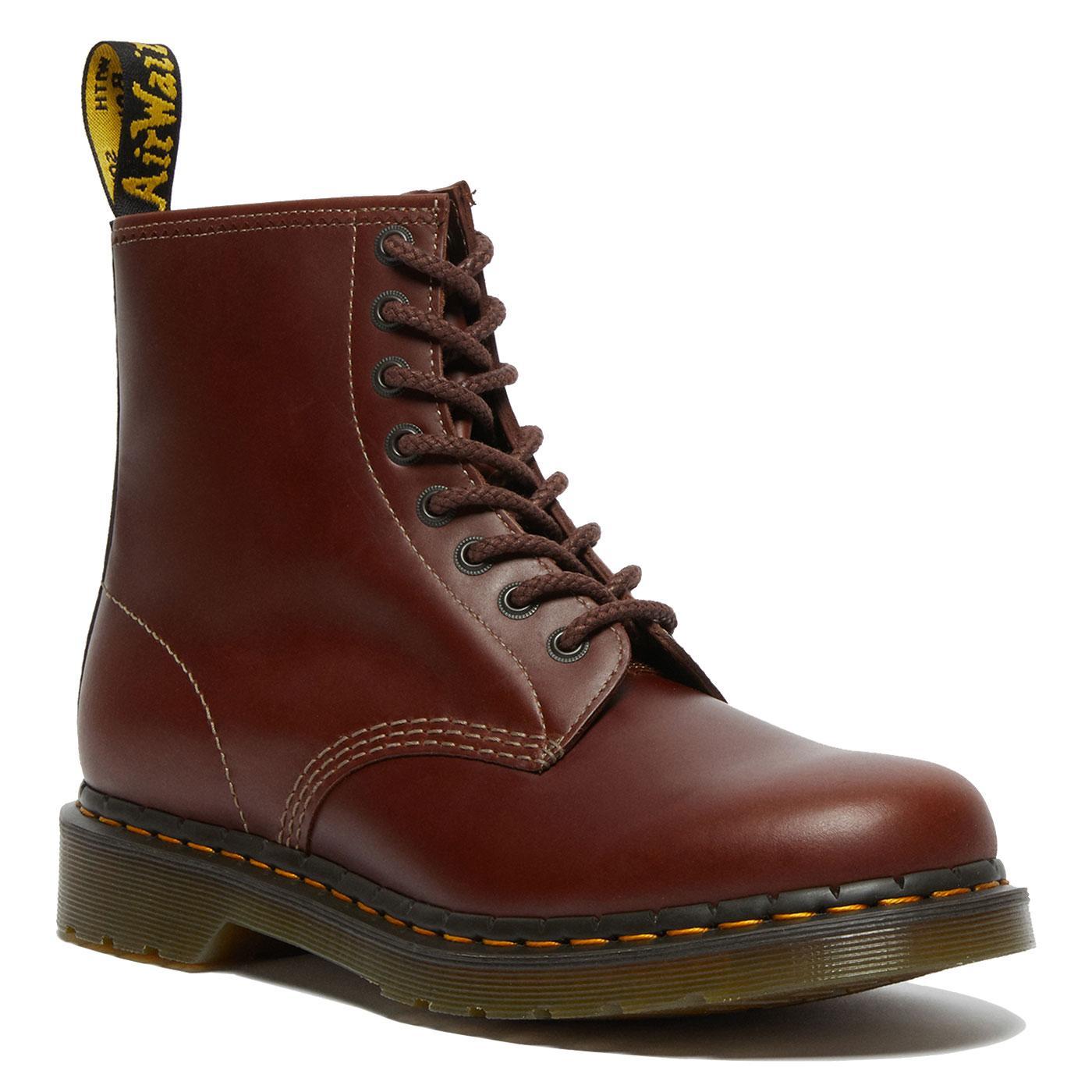 1460 DR MARTENS Abruzzo WP Boots - Brown/Black