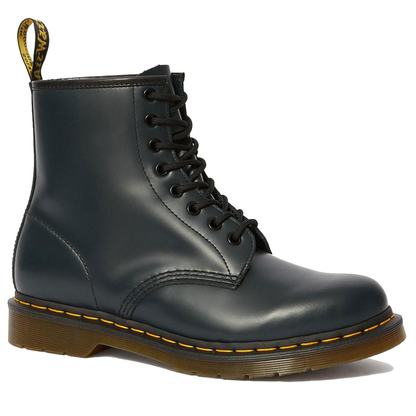 1460 Smooth DR MARTENS Womens Classic Boots NAVY