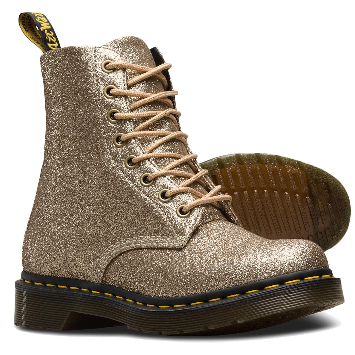 DR MARTENS Pascal 1460 Boots in Vintage