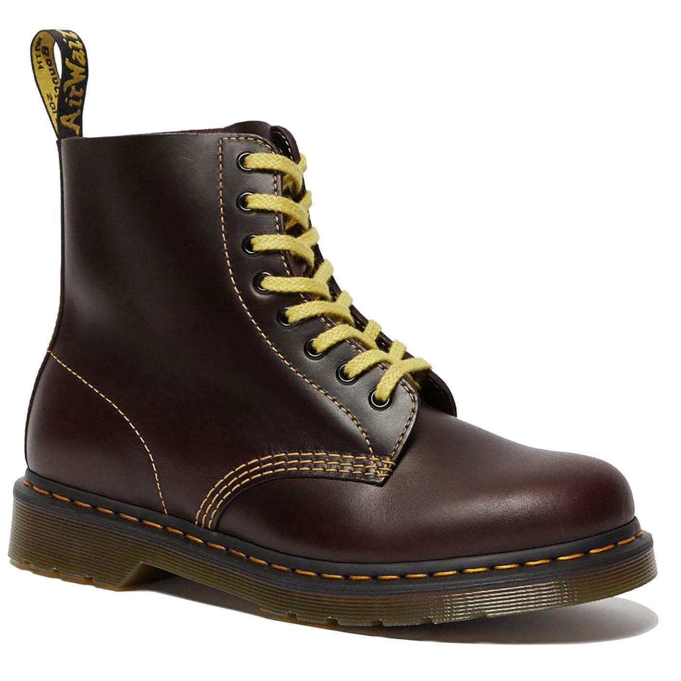1460 Pascal DR MARTENS Mod Contrast Stitch Boots O