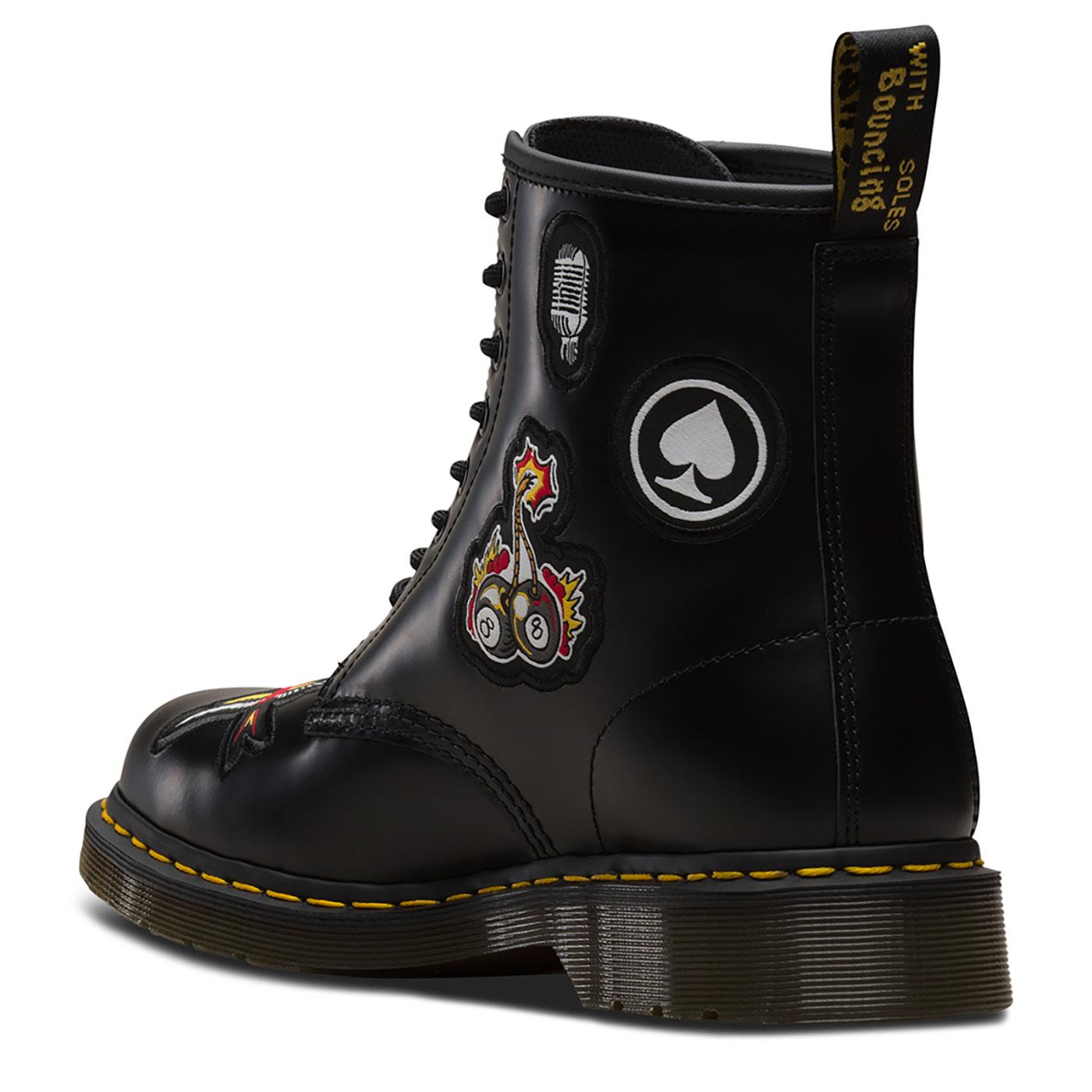 mens rock and roll boots