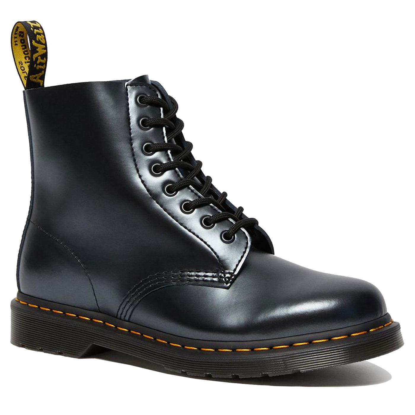 1460 Pascal DR MARTENS Womens Silver Chroma Boots