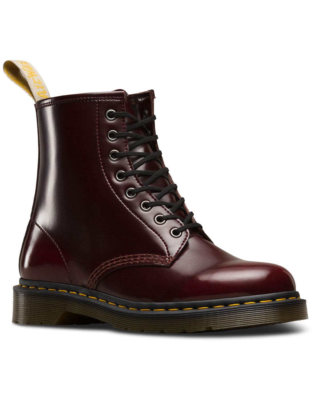 1460 Oxford Brush Vegan DR MARTENS Retro Boots