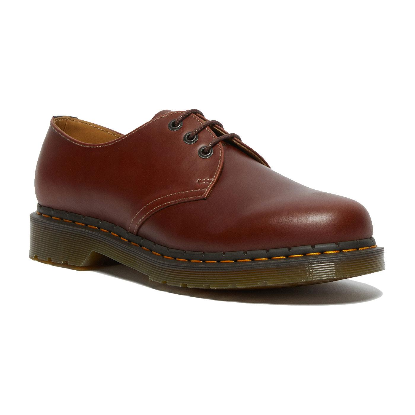 1461 Abruzzo WP DR MARTENS Mens Shoes Black/Brown