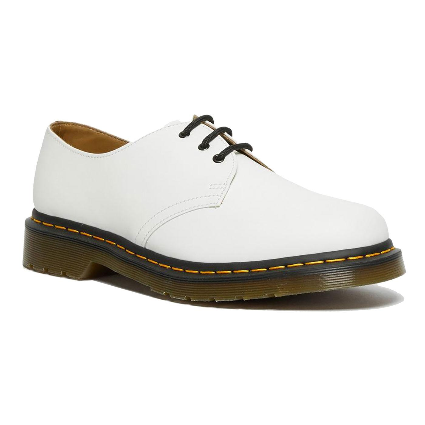 1461 DR MARTENS Men's Smooth Leather Oxford Shoes