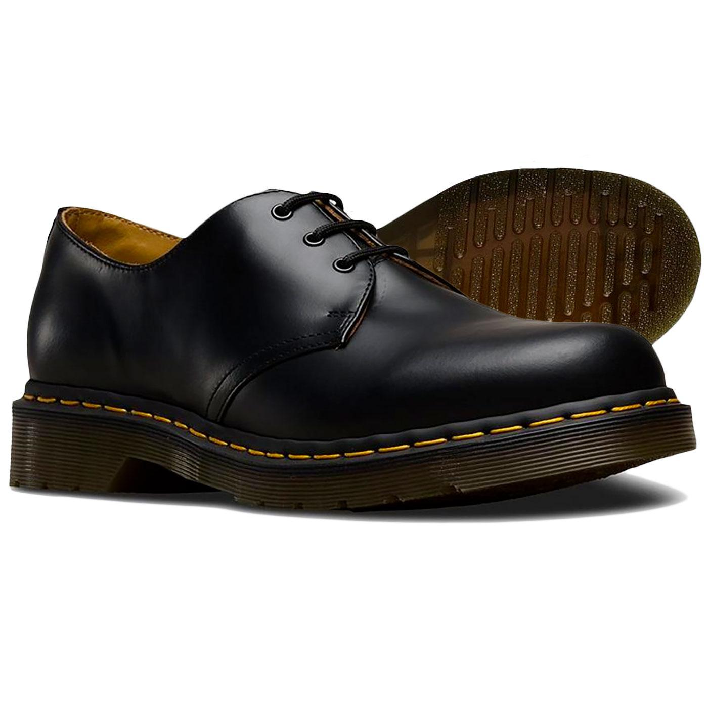 1461 DR MARTENS Womens Smooth Leather Oxford Shoes