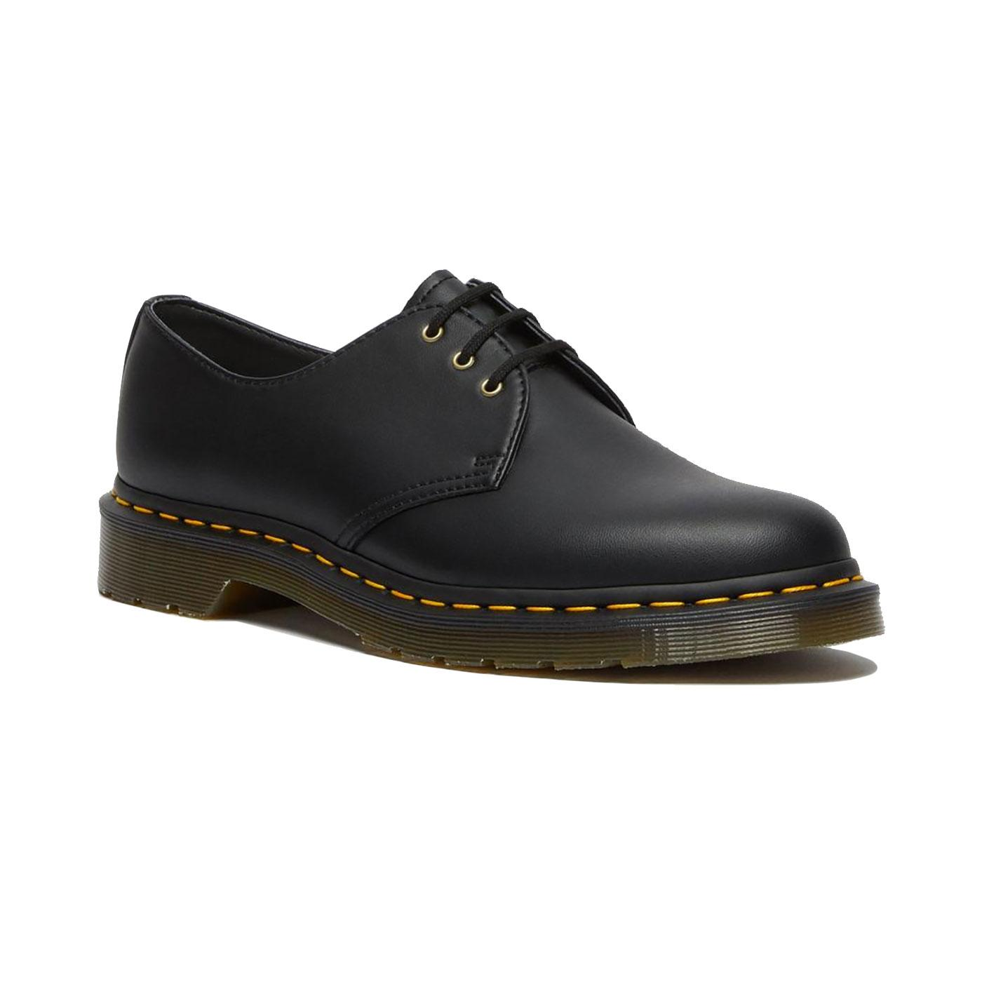 Vegan 1461 DR MARTENS Womens Smooth Oxford Shoes