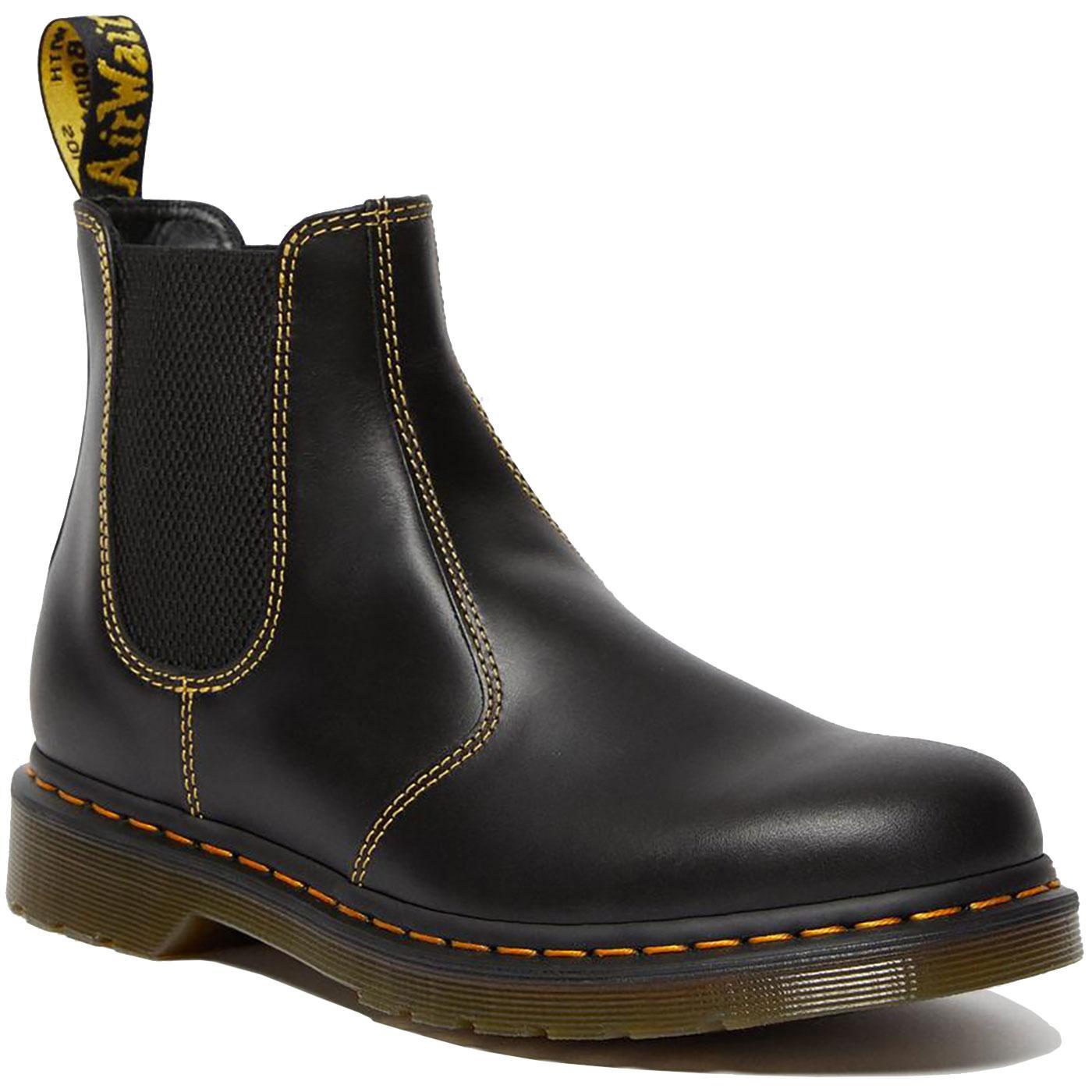 2976 DR MARTENS Mens Atlas Leather Chelsea Boots G