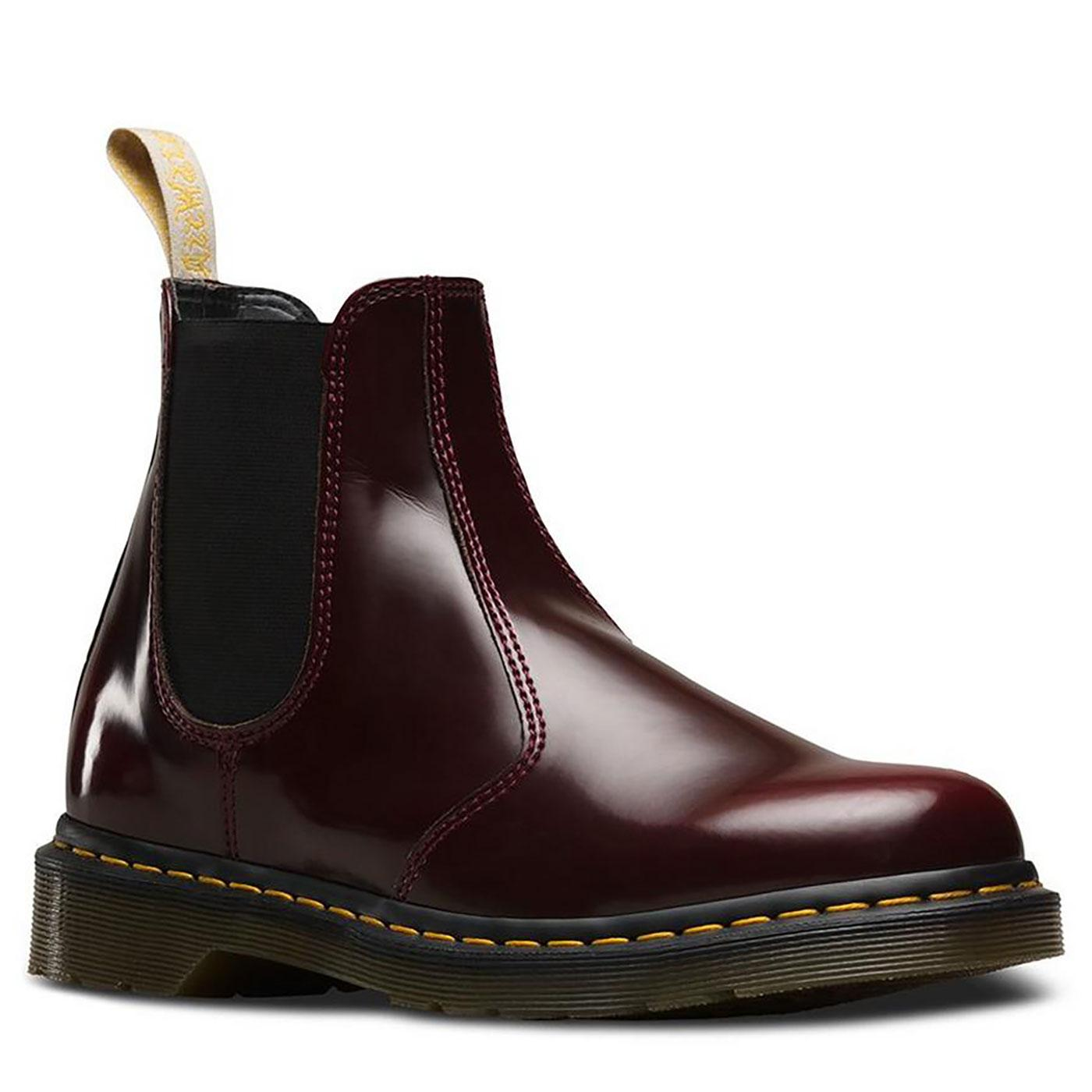 Vegan 2976 DR MARTENS Oxford Rub Off Chelsea Boots