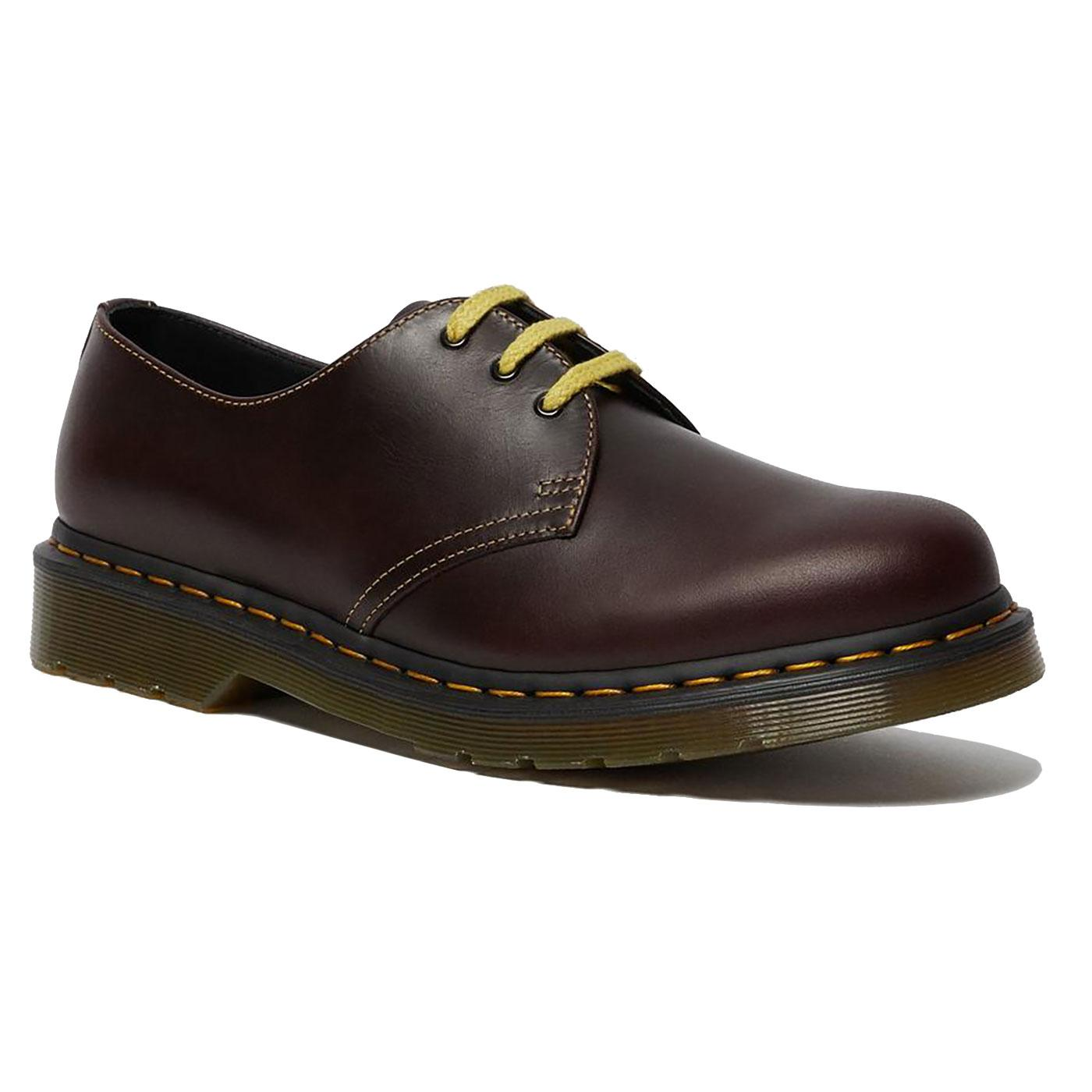1461 DR MARTENS Mens Atlas Leather Oxford Shoes O