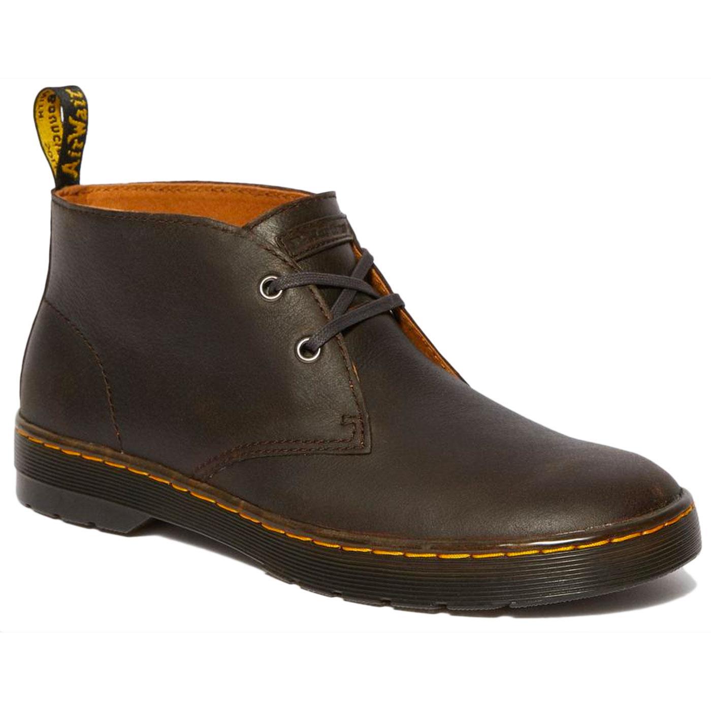 Cabrillo DR MARTENS Men's Retro Desert Boots ACORN